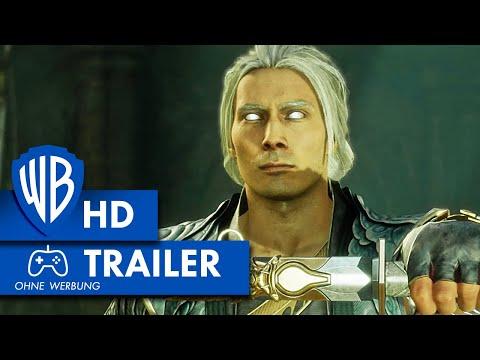 Mortal Kombat 11: Aftermath Gameplay Trailer Deutsch HD German (2020)