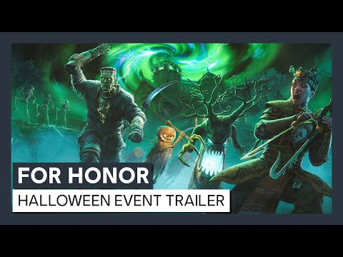 For Honor: Monsters of the Otherworld - Halloween Event Trailer | Ubisoft [DE]