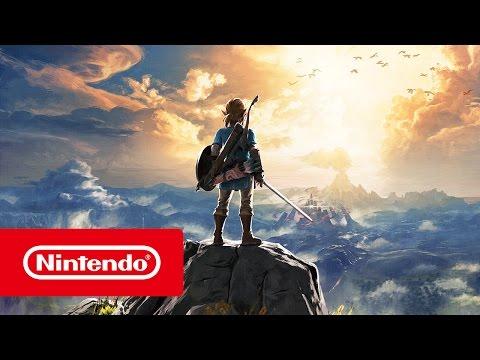 The Legend of Zelda: Breath of the Wild – Nintendo Switch Präsentation-Trailer