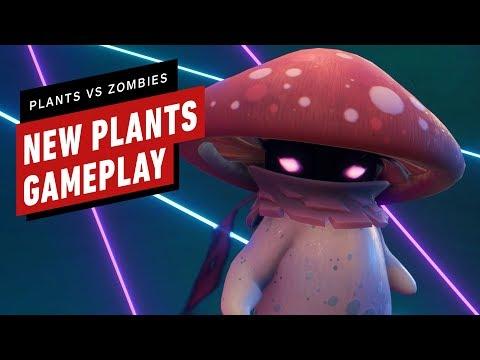 Plants vs. Zombies: Battle for Neighborville - New Plants Gameplay