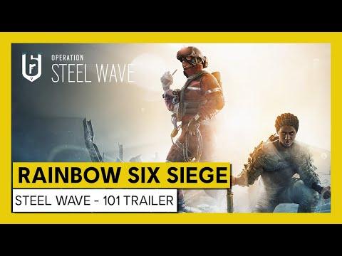 Tom Clancy's Rainbow Six Siege – Steel Wave - 101 Trailer   Ubisoft [DE]