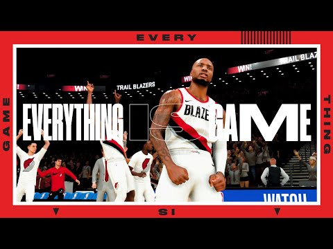 NBA 2K21: Everything is Game (Current Gen Gameplay)