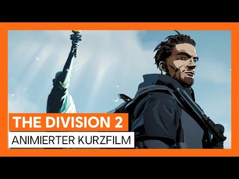 THE DIVISION 2 - DIE WARLORDS VON NEW YORK ANIMIERTER KURZFILM   Ubisoft [DE]