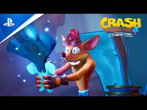 Crash Bandicoot 4: It's About Time - State of Play Trailer | PS4