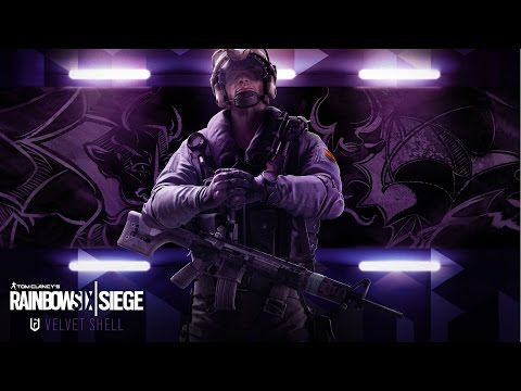 Tom Clancy's Rainbow Six Siege - Velvet Shell: Jackal Operator   Ubisoft [DE]