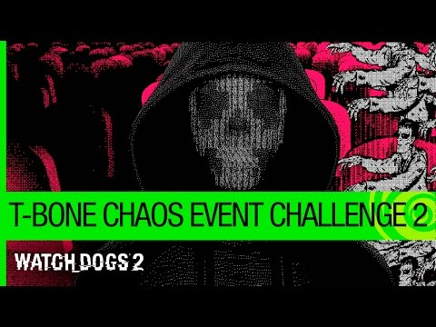 Watch Dogs 2: T-Bone Chaos Event – Challenge 2 | Ubisoft [NA]