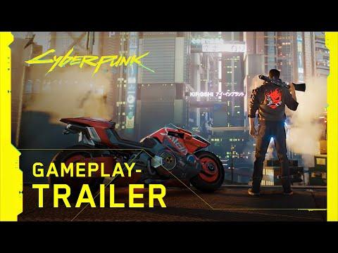 Cyberpunk 2077 — Offizieller Gameplay-Trailer