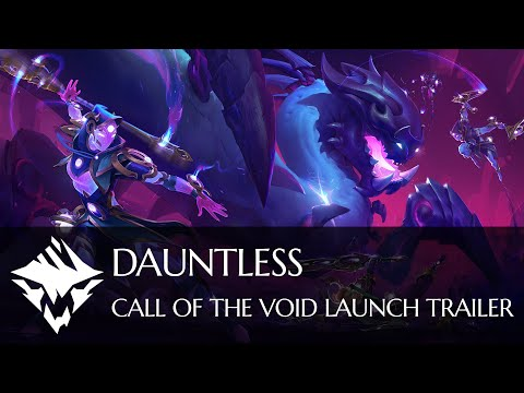 Dauntless | Call of the Void Launch Trailer