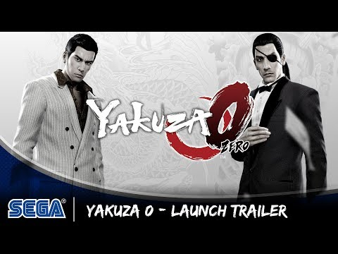 Yakuza 0 Xbox One Launch Trailer (DE USK)