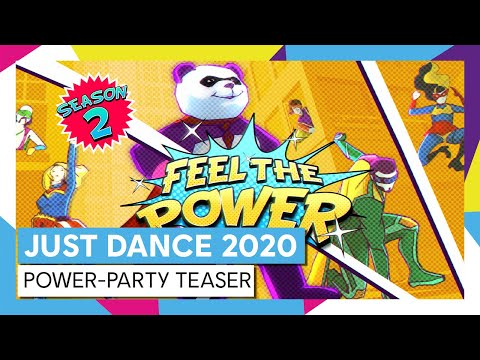 JUST DANCE 2020 - POWER-PARTY TEASER | Ubisoft [DE]
