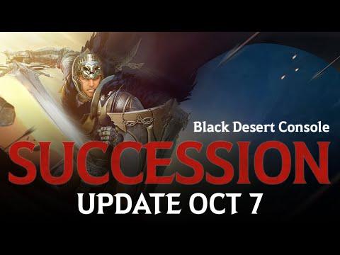 Succession Update Starts!