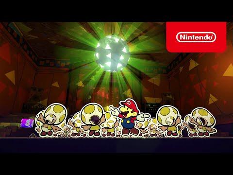 Die Rezensionen für Paper Mario: The Origami King sind da! (Nintendo Switch)
