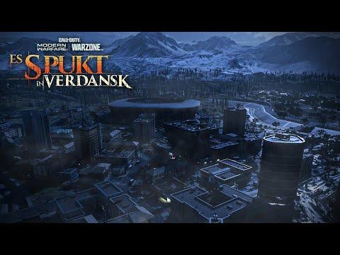Call of Duty®: Modern Warfare® & Warzone™ | Der Spuk von Verdansk Trailer
