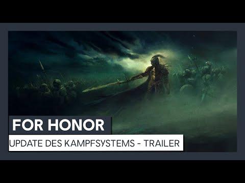 For Honor - Trailer: Update des Kampfsystems | Ubisoft [DE]