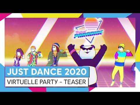 JUST DANCE 2020 - VIRTUELLE PARTY TEASER   Ubisoft [DE]