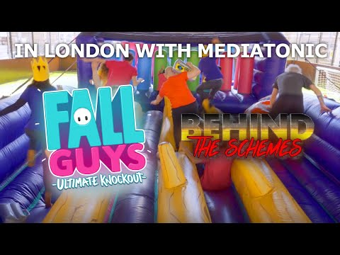 Fall Guys - Behind the Schemes (Mediatonic)
