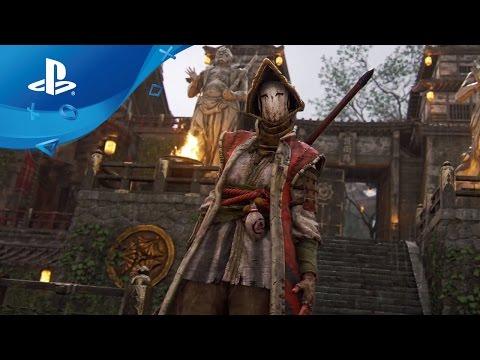 For Honor | Nobushi Featurette | PS4