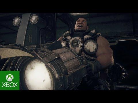 Gears of War Ultimate Edition – The Cole Train Rap