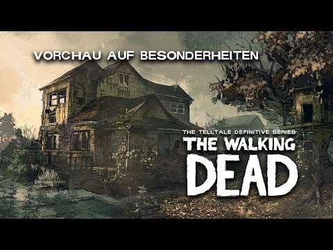 The Walking Dead: The Telltale Definitive Series - jetzt vorbestellen!