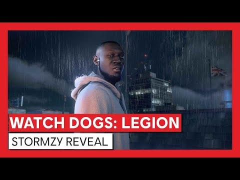 Watch Dogs: Legion x Stormzy Reveal   Ubisoft [DE]