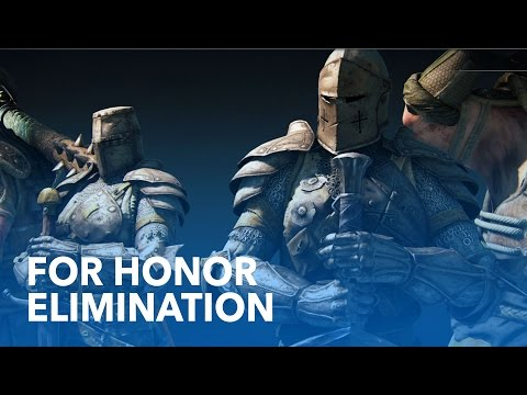 """FOR HONOR - """"Elimination"""" Multiplayer Gameplay // 1080p"""