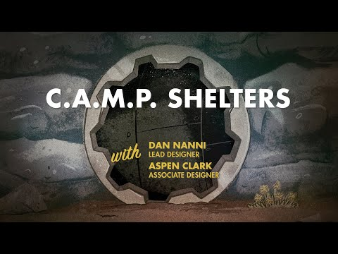 Fallout 76 – C.A.M.P. Shelters (Developer Gameplay)