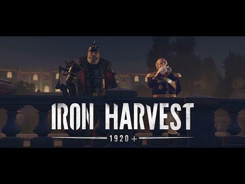 Iron Harvest – Story Trailer [DE]