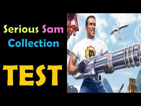 SERIOUS SAM COLLECTION für PS4 - Test DEUTSCH | Lohnt sich der Kauf ?!? ☠️ [German/Deutsch]