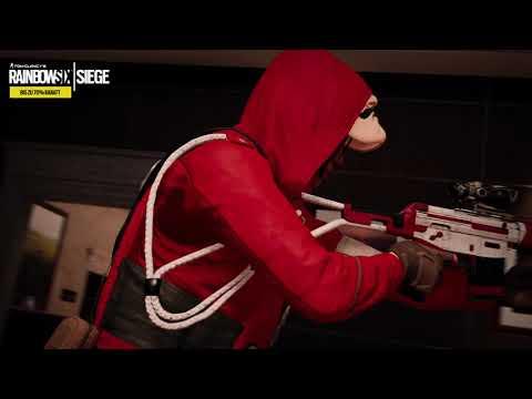 Tom Clancy's Rainbow Six Siege – Free Week-End - La Casa de Papel   Ubisoft [DE]