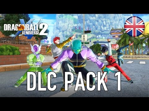 Dragon Ball Xenoverse 2 - PC/PS4/XB1 - DLC Pack 1 (English)