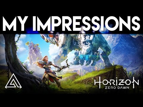 Horizon Zero Dawn | New Gameplay & Impressions
