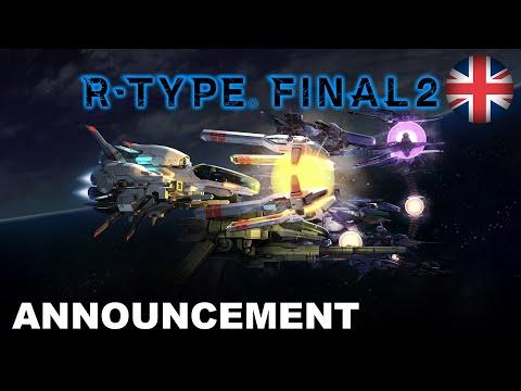 R-Type® Final 2 - Announcement Trailer (PS4, Nintendo Switch, Xbox, PC) (EU - English)