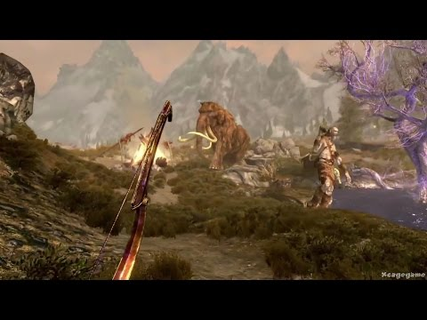 TES 5 Skyrim - Nintendo Switch Trailer