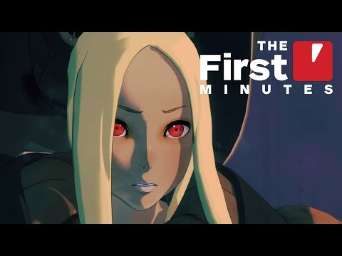 The First 15 Minutes of Gravity Rush 2