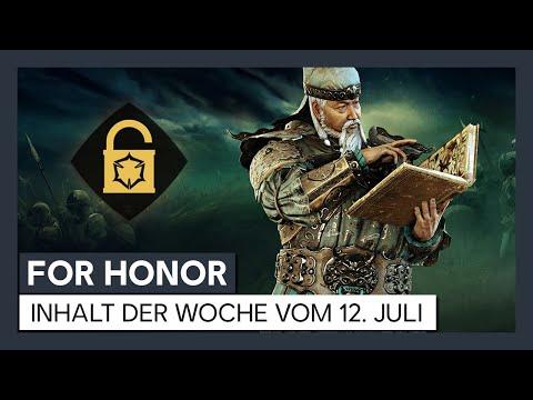 FOR HONOR - INHALT DER WOCHE VOM 30. JULI | Ubisoft [DE]