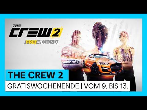 THE CREW 2 - GRATISWOCHENENDE VOM 9. BIS ZUM 13. APRIL | Ubisoft [DE]