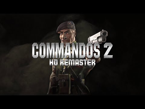 Commandos 2 - HD Remaster - Nintendo Switch™ Release Date Reveal Trailer (DE)