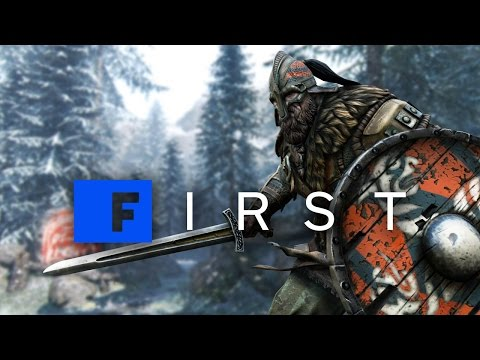 For Honor: Meet the Warlord - IGN First