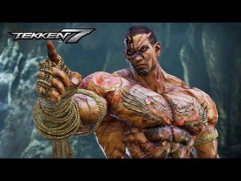 Tekken 7 - Fahkumram Release Date Trailer - PS4/XB1/PC