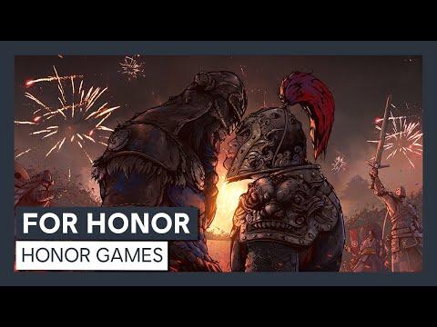 For Honor - Honor Games Trailer | Ubisoft [DE]