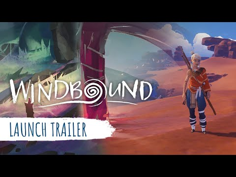 Windbound - Official Launch Trailer [USK]