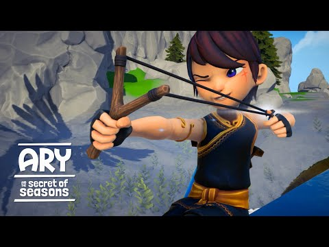 Ary and the Secret of Seasons – Feature-Trailer