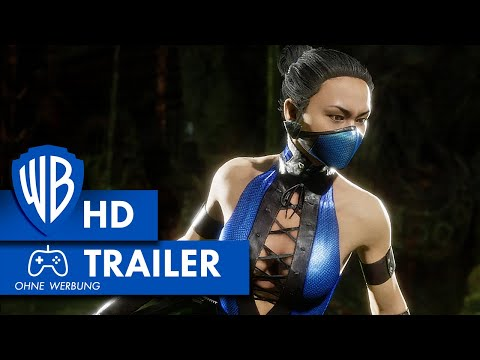 MORTAL KOMBAT AFTERMATH – Klassisch Femme Fatale Skin-Pack Trailer Deutsch HD German (2020)