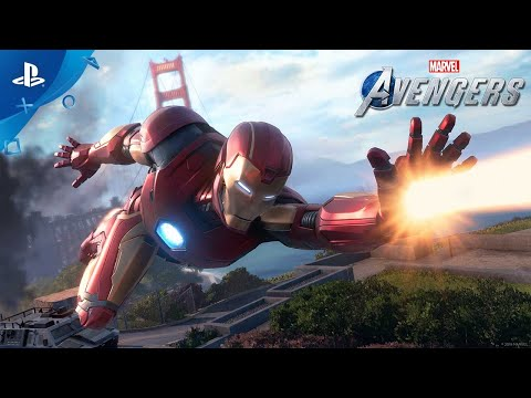 Marvel's Avengers | Gameplay Trailer | PS4, deutsch