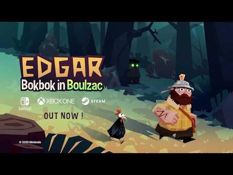 Edgar - Bokbok In Boulzac (Release Trailer)
