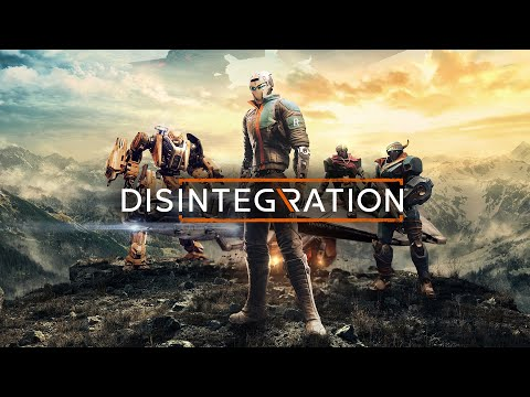 Disintegration – Launch-Trailer