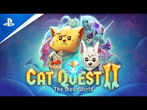 Cat Quest II - Mew World Update - PS4