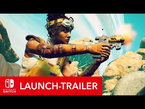 The Outer Worlds - Nintendo Switch Launch Trailer DEUTSCH