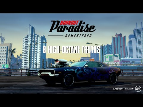 Burnout Paradise Remastered Nintendo Switch – 8 adrenalingeladene Fakten