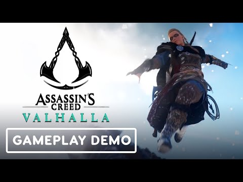 Assassin's Creed Valhalla - 30 Minutes of Gameplay | Ubisoft Forward